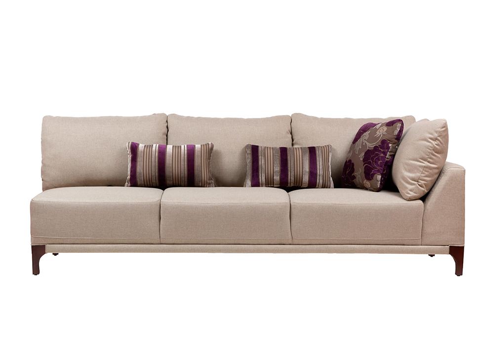 Belvedere sofa esquinero contempor neo beige liverpool es for Sofa esquinero cocina