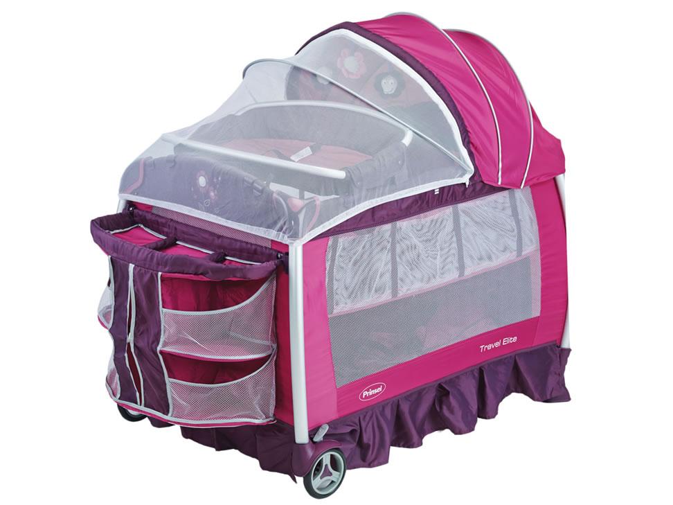 Cuna de viaje prinsel travel elite rosa liverpool es parte - Cunas de viaje mothercare ...