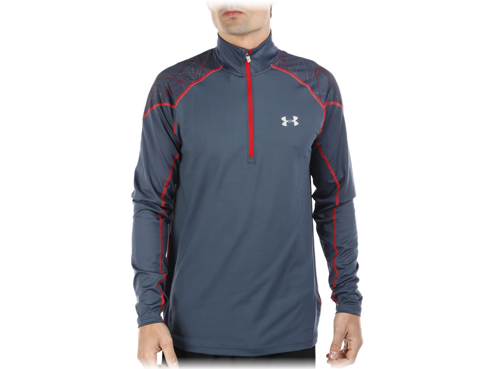 CAMISETA MANGA LARGA UNDER ARMOUR
