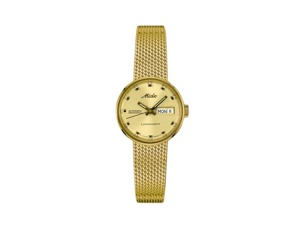 reloj mido dama liverpool
