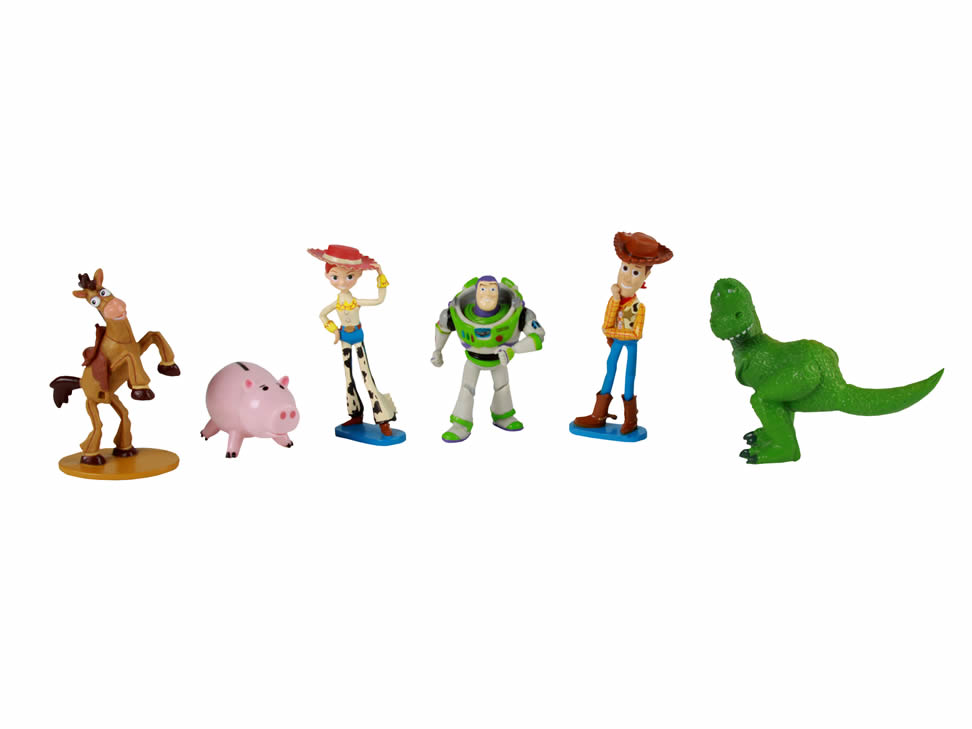 Disney Collection Set de Figuras Toy Story Precio Sugerido 47cffb828ab